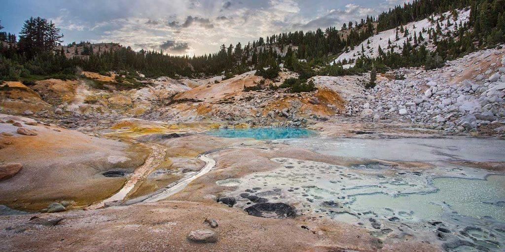 Lassen-Volcanic-National-Park-Landscape
