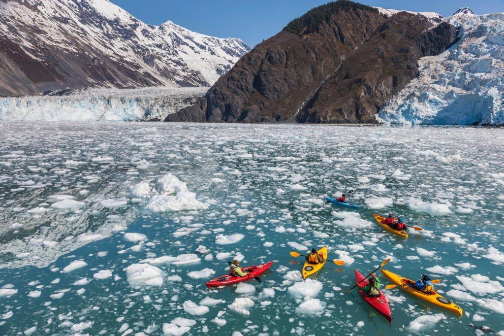 Kayaking-Kenai