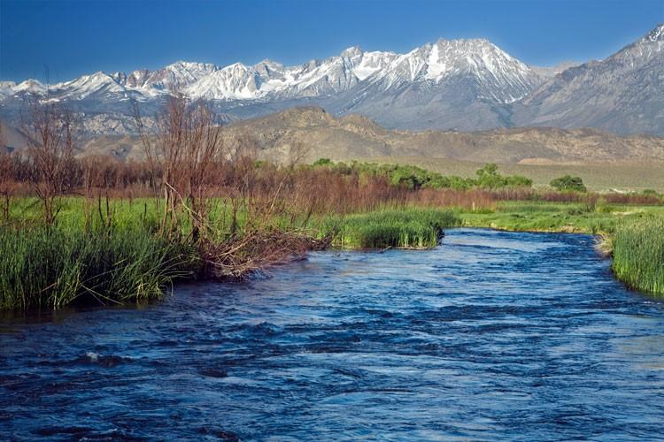 Owens-River-Bishop-California
