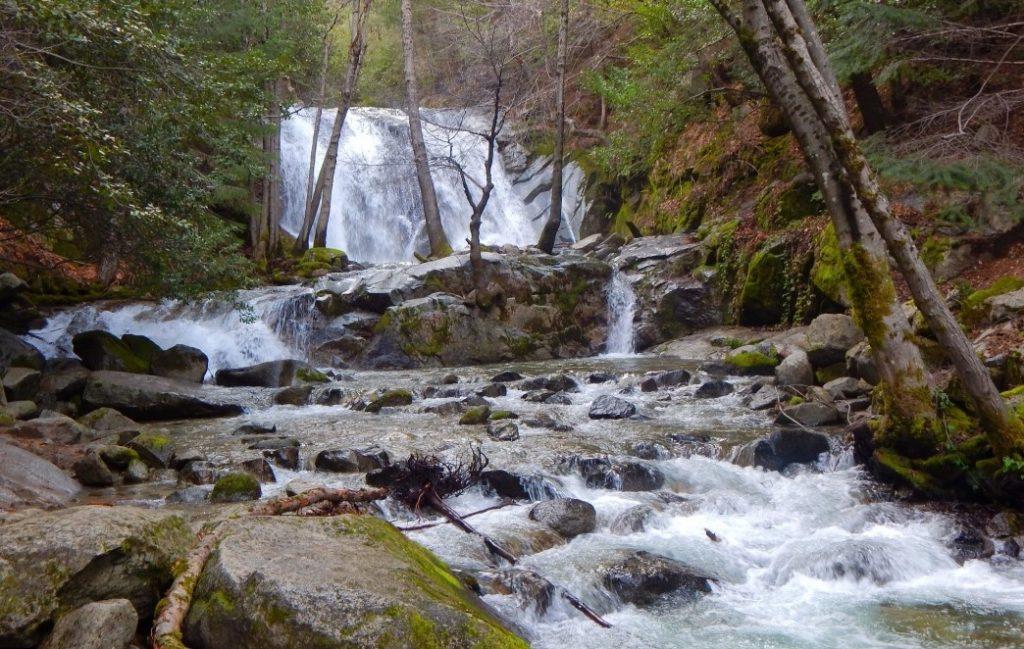Brandy-Creek-Falls-California
