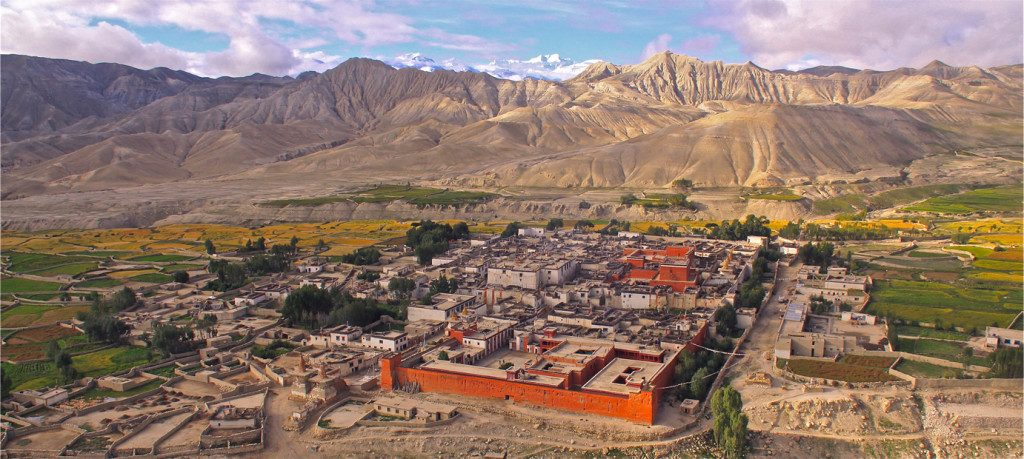 Mustang-Lo-Manthang-Nepal