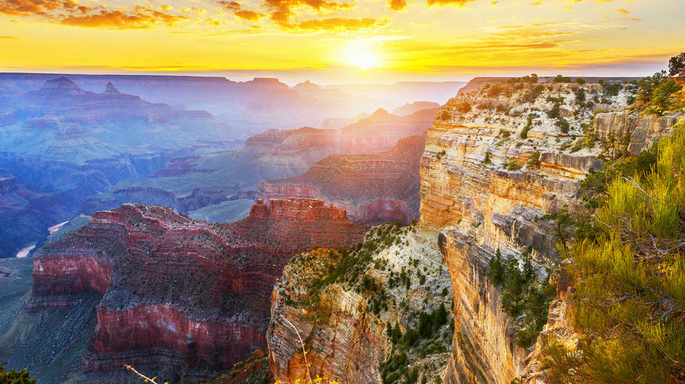Grand-Canyon-National-Park-Summer