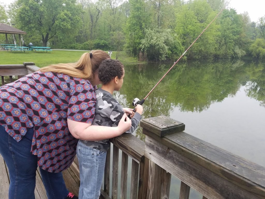 Fishing-With-Mom