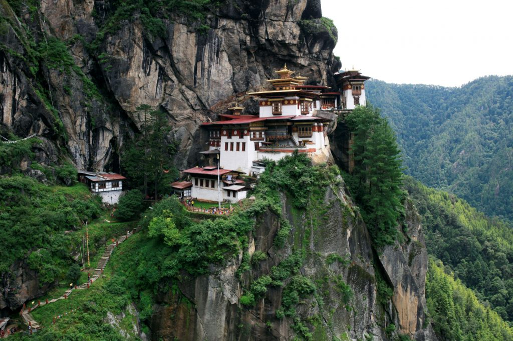 Bhutan_mountains