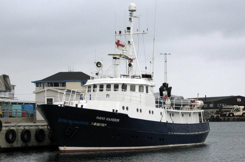Hans-Hansson-Ship
